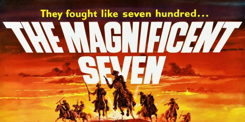First Images of The Magnificent 7 Remake Released
