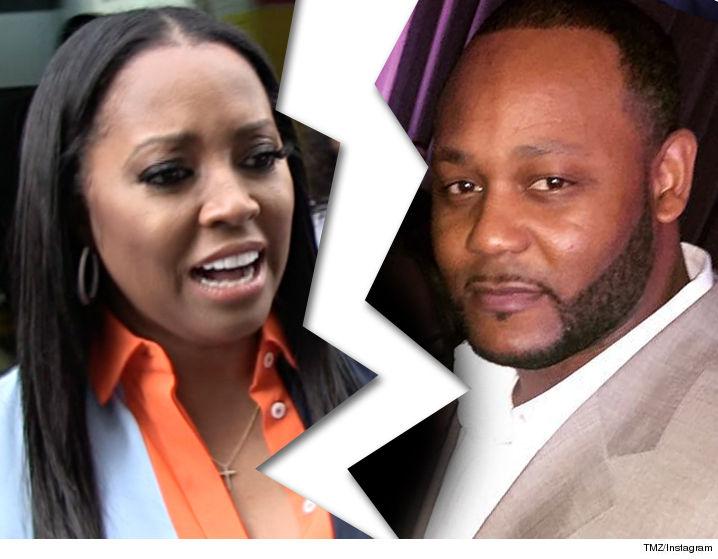 Keshia Knight Pulliam's Husband Ed Hartwell Files for Divorce