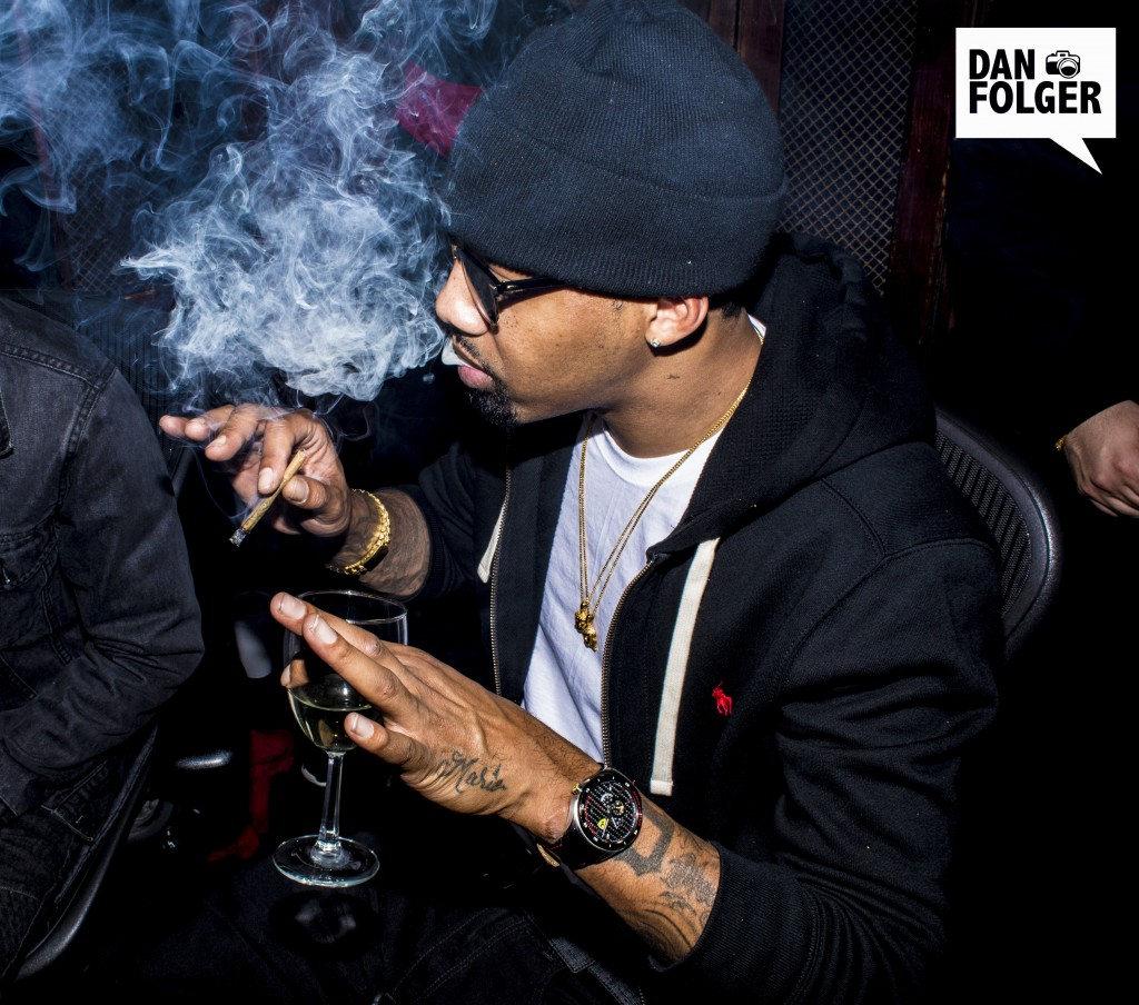 What you smokin' on? Chevy Woods gives up his three favorite strains