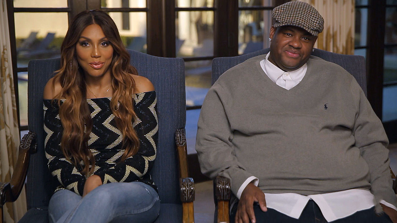 Tamar Braxton and husband Vincent Herbert get into domestic squabble at the Ritz Carlton in Atlanta