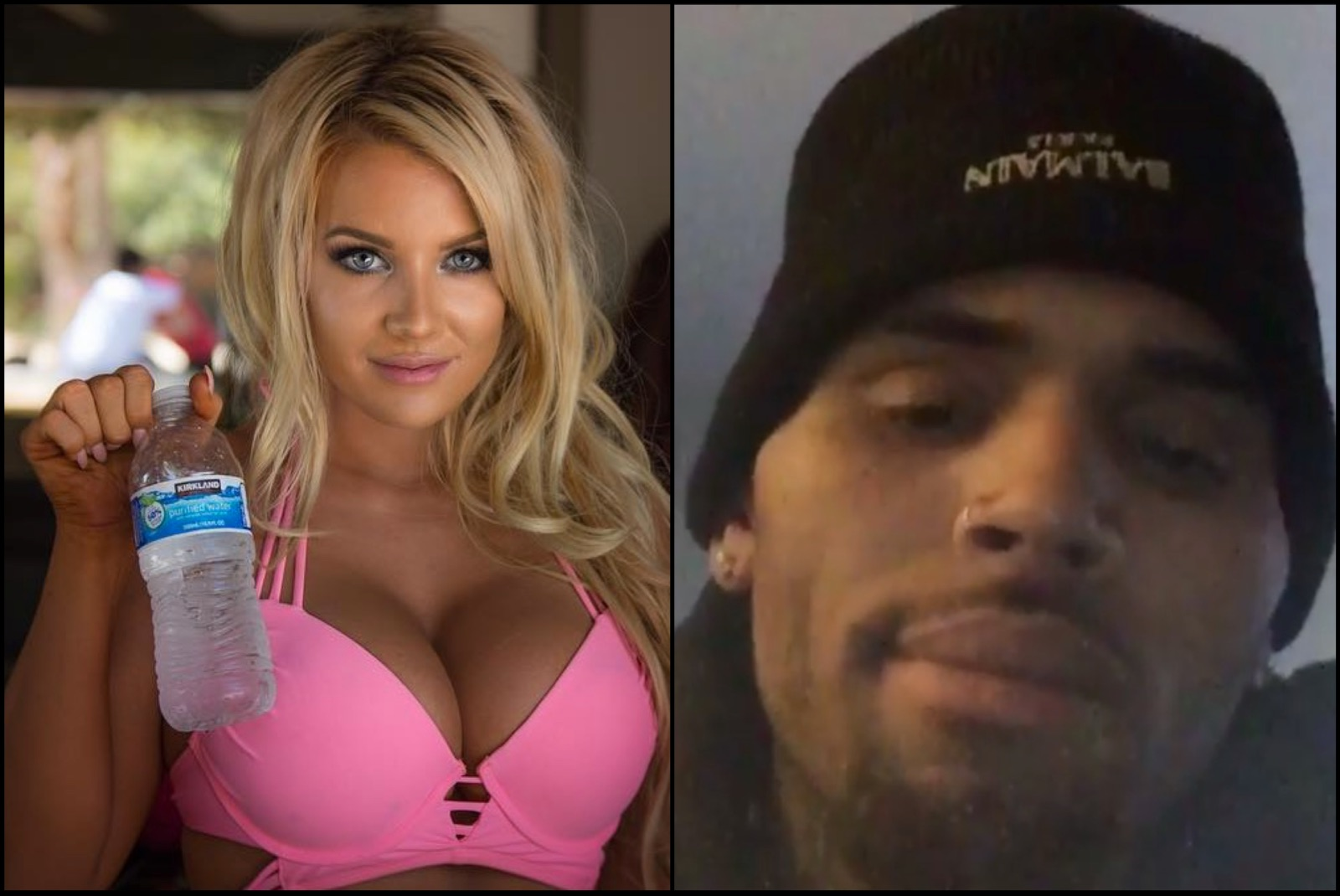 Chris Brown accuser wanted in connection with grand larceny in hotel theft