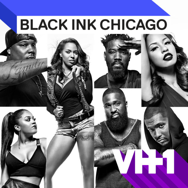 VH1's Black Ink Crew Chicago Star PHOR Signs a Label Production Deal With Star Maker Devyne Stephens