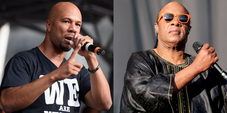 "Common's New Single With Stevie Wonder ""Black America"" Addresses Police Violence Towards Black People [Video]"