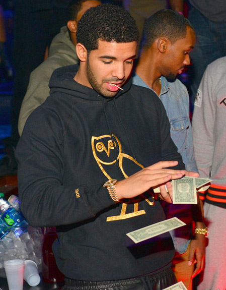 Drake to make it rain with new Houston strip club called The Ballet