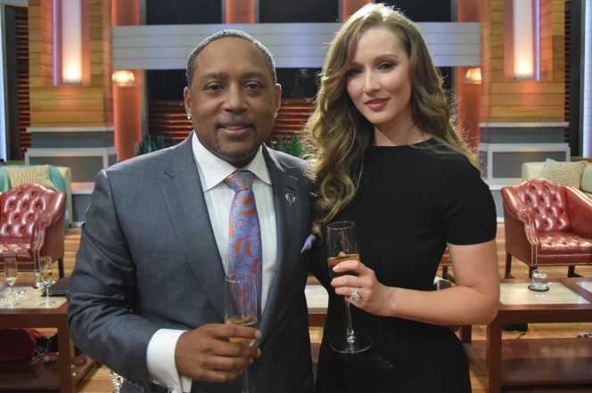 FUBU Founder Daymond John Engaged to (White) Girlfriend