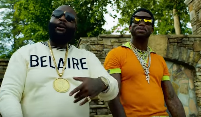 "Gucci Mane feat. Rick Ross – ""Money Machine"" [Video Alert]"