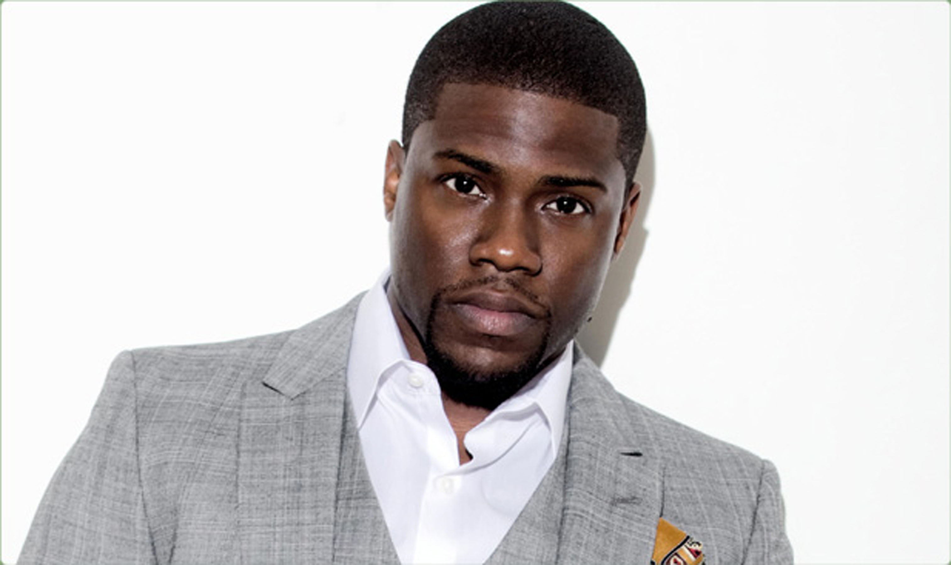 Kevin Hart Is the Highest-Paid Comedian, Earning $87.5 Million