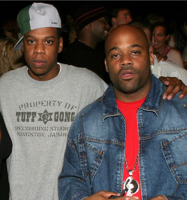 Jay Z and Damon Dash Win Roc-A-Fella Logo Lawsuit
