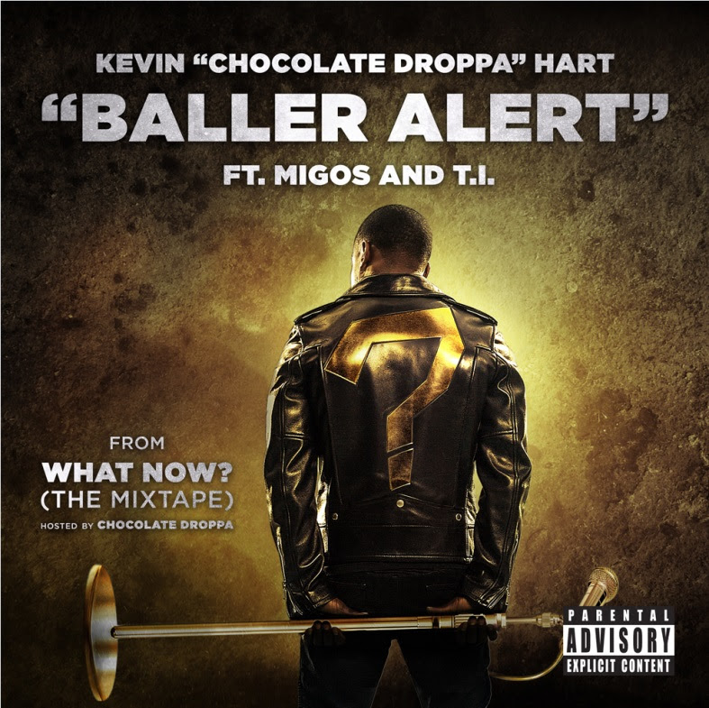 "Kevin Hart Returns To The Mic With T.I. and Migos – ""Baller Alert"" [New Music]"