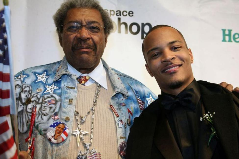 "T.I. Calls Don King A ""Coon"" After Donald Trump Presidential Endorsement [Video]"