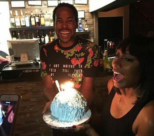 """Braxton Family Values"" Star Towanda Braxton Given Surprise 43rd Birthday Party"