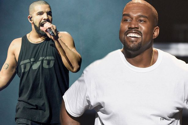 Kanye West confirms joint album with Drake