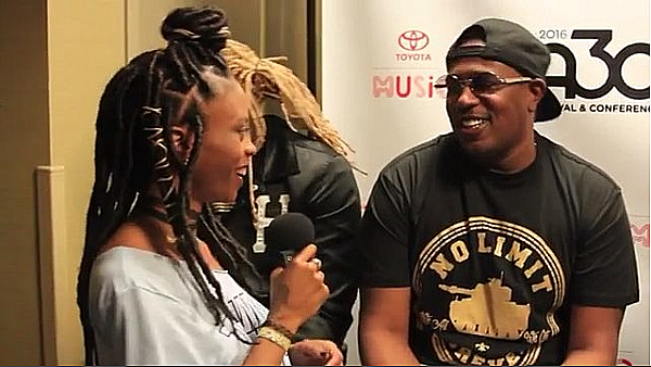 Master P Talks About Origins of No Limit, Music Business and Next Phase of NL at A3C