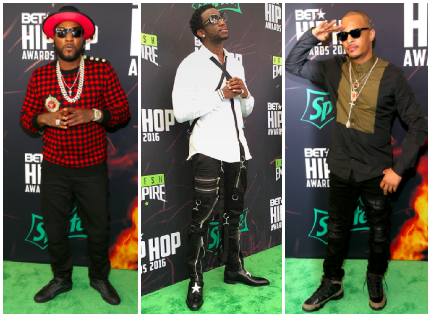 BET Hip Hop Awards Red Carpet—Which Would You Wear?