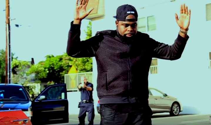 "KXNG Crooked Tackles Police Brutality In ""Shoot Back (Dear Officer)"" Video [Watch Now]"