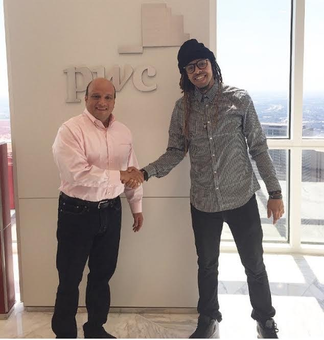 "Dee-1's ""Sallie Mae"" Lands Him A Collaboration With PricewaterhouseCoopers Global Consulting Firm"