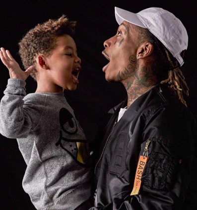 Wiz Khalifa Announces Clothing Line, BASH, Inspired by Son
