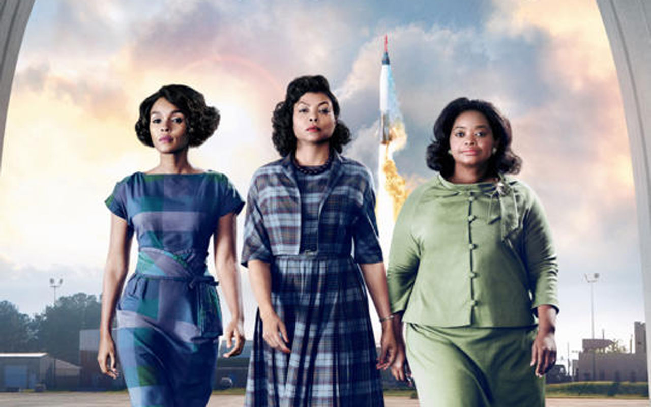 Pharrell Williams Releases Three New Tracks From 'Hidden Figures' Soundtrack Featuring Kim Burrell and Lalah Hathaway