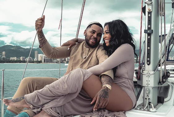 "Kevin Gates' Wife Dreka Reacts To His 6-Month Sentence: ""Thanks For Taking My Husband Away From Our Kids"""
