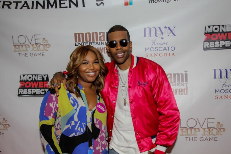 "Mona Scott-Young Showcases Her Brands At Circle Of Sisters Expo With The Monami Entertainment MYX & Mingle"" Lounge [Photos]"