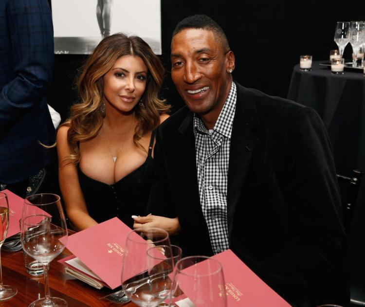 Scottie Pippen Divorcing Wife Due to Cozy Relationship With Future