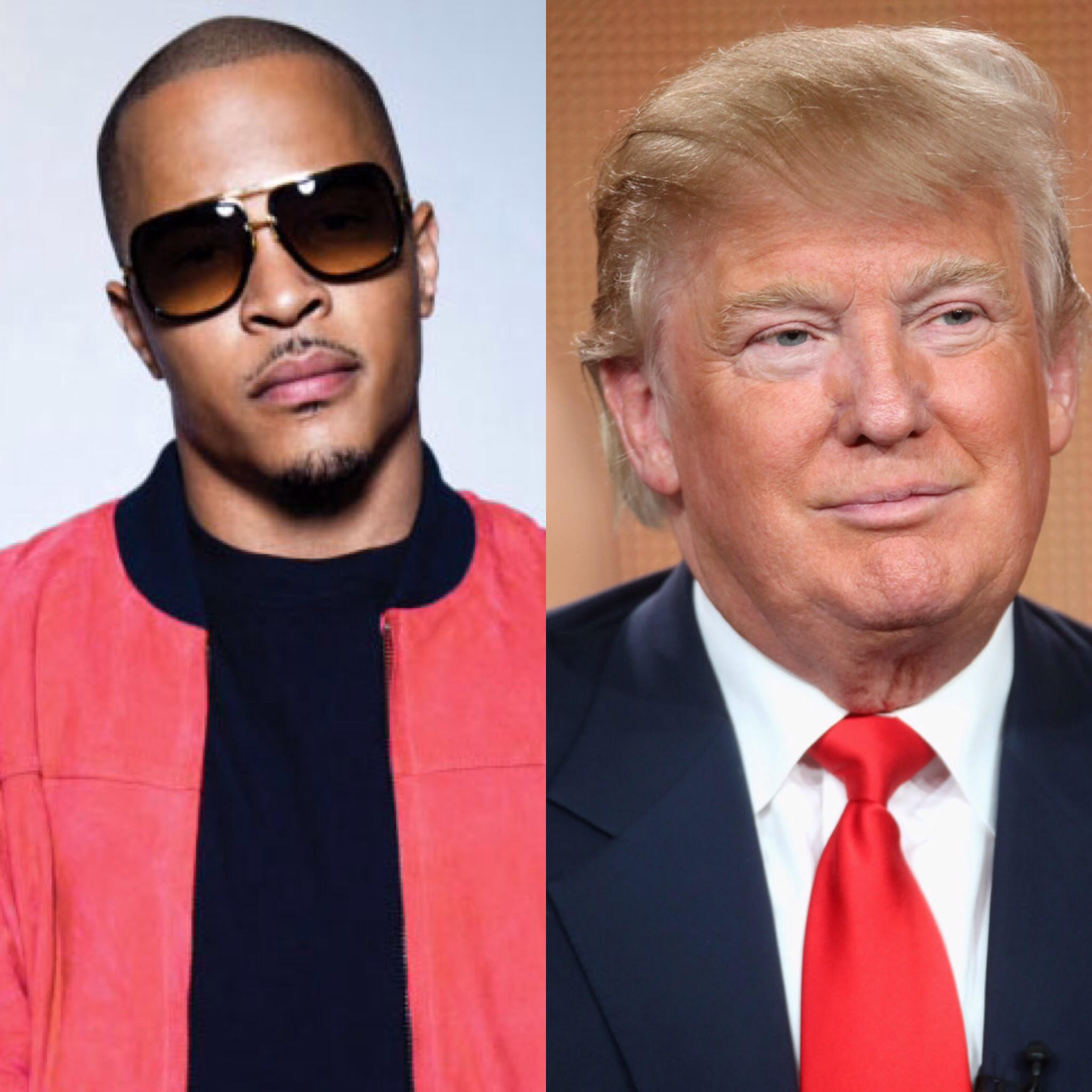 T.I. Praises Vandal Who Destroyed Donald Trump's Hollywood Walk Of Fame Star [Watch]