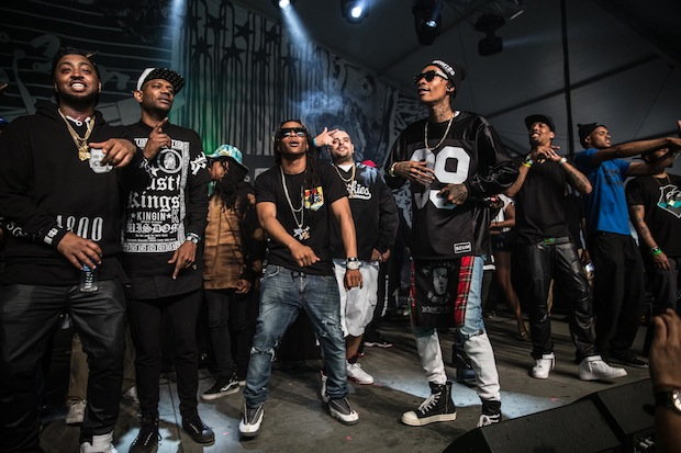 "Wiz Khalifa and Taylor Gang Drop ""TGOD Vol. 1"" Mixtape [Listen Now]"