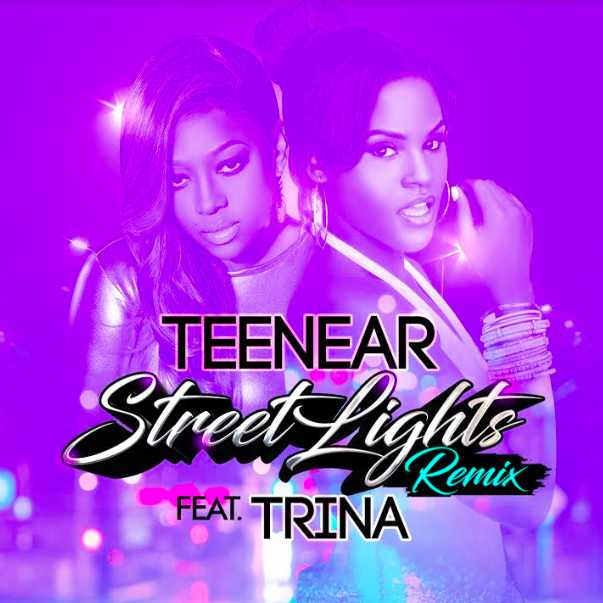 "Miami's Teenear + Trina Join Forces For The ""Streetlights"" Remix [Listen Now]"
