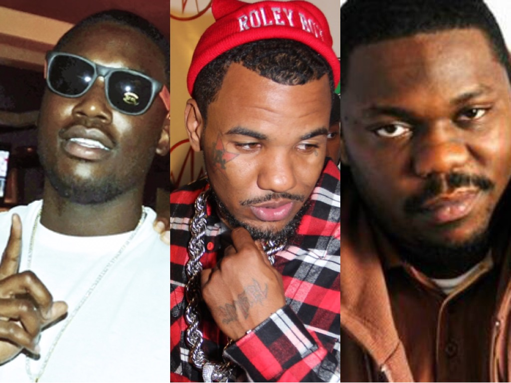Beanie Sigel and The Game's Conversation On Meek Mill Beef Leaked [Listen Now]