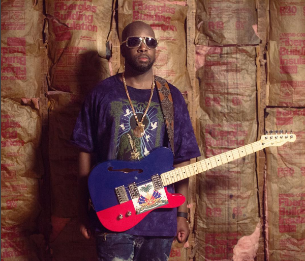 "Wyclef Jean Releases New Single ""If I Was President 2016"" [Listen Now]"