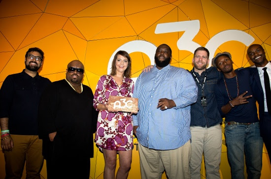 Killer Mike & CeeLo Green Honored by A3C & ChooseATL