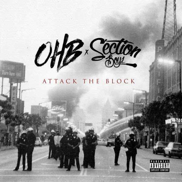 Chris Brown, OHB and Section Boyz Drop 'Attack The Block' Mixtape [Stream Now]