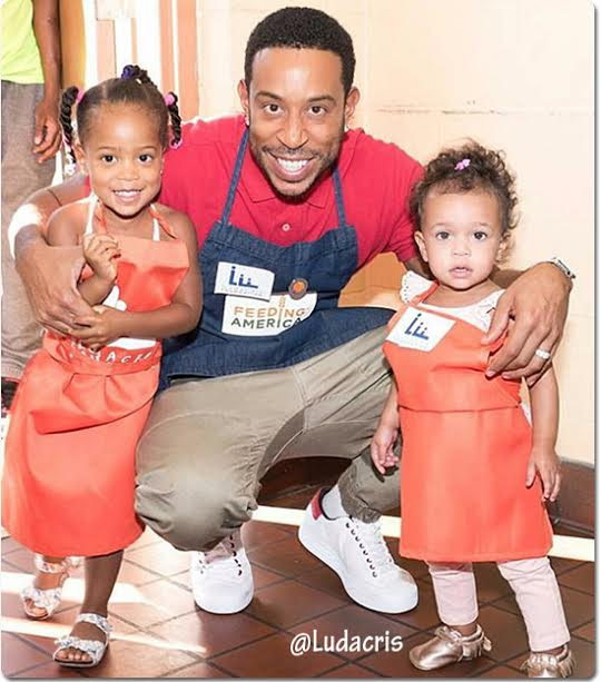 Ludacris Foundation Serves Healthy Meals to Schoolkids During Hunger Action Month