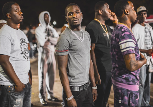 Ralo Makes It Rain on Poor & Homeless