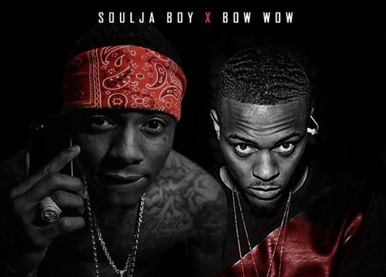 Listen To Soulja Boy and Bow Wow's New Album 'Ignorant Shit' Now