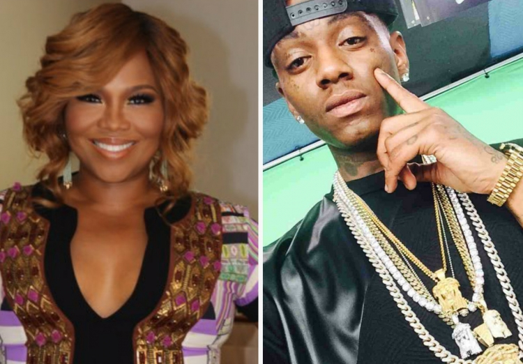 "Soulja Boy Tweets ""Suck My D*CK"" To Mona Scott-Young"