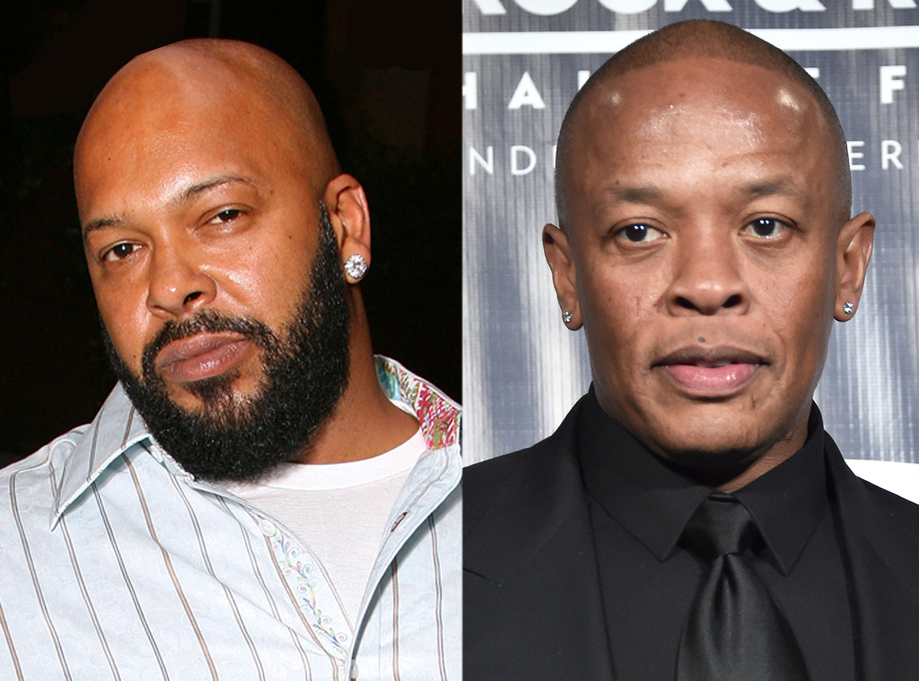 Suge Knight Sues Dr. Dre for $300 Million, Accuses Dre of Hiring Hitman to Kill Him