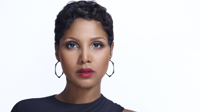 Toni Braxton Hospitalized Four Days, Now Home