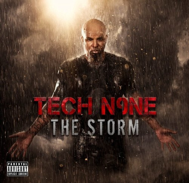 Tech N9ne Reveals Tracklist and Cover Art for New Album 'The Storm' And Unveils New Music [Watch Now]