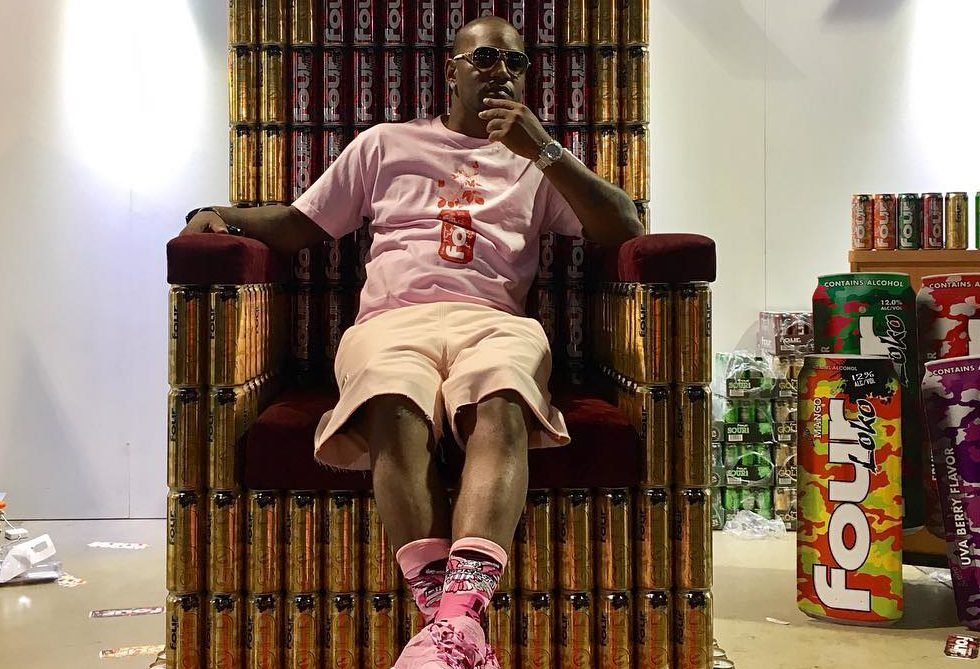 Cam'ron Named Creative Director for Reebok, Stance Collection