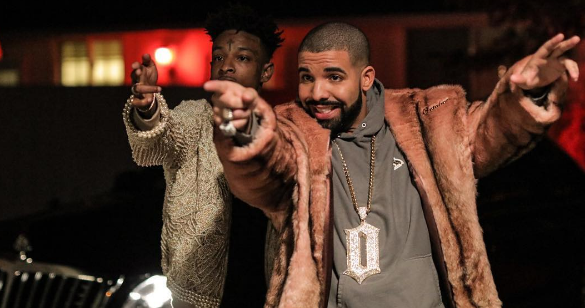 """Drake Unveils New Video """"Sneakin' feat. 21 Savage [Watch Now]"""