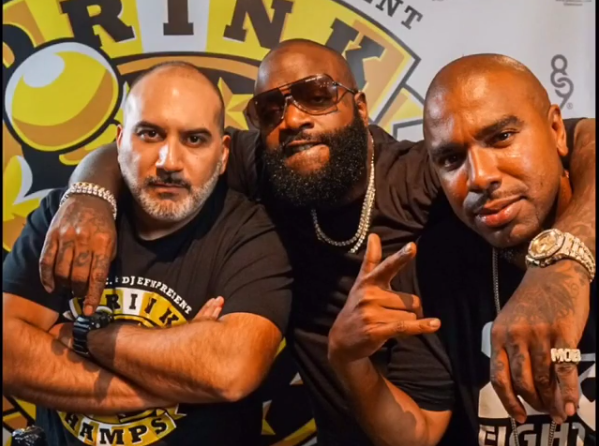 "What!!! What!!! N.O.R.E. And DJ EFN's ""Drink Champs"" Podcast Coming To Diddy's Revolt TV"