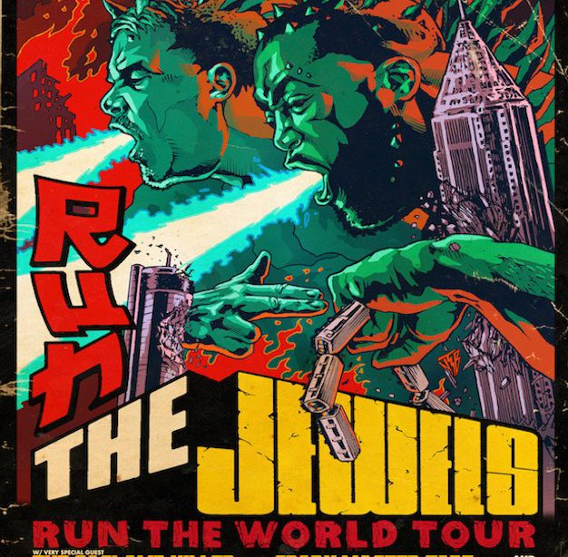 Run The Jewels Planning Tour, Announce Upcoming Album 'Run The Jewels 3'