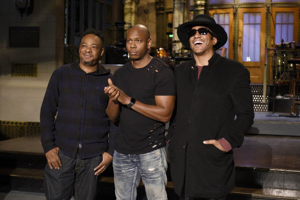 """Dave Chappelle Keeps It Real During Saturday Night Live Appearance, """"I Know the Whites"""" [Watch]"""