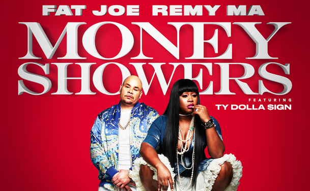 "Fat Joe and Remy Ma Drop New Single ""Money Showers"" feat. Ty Dolla $ign [Listen]"