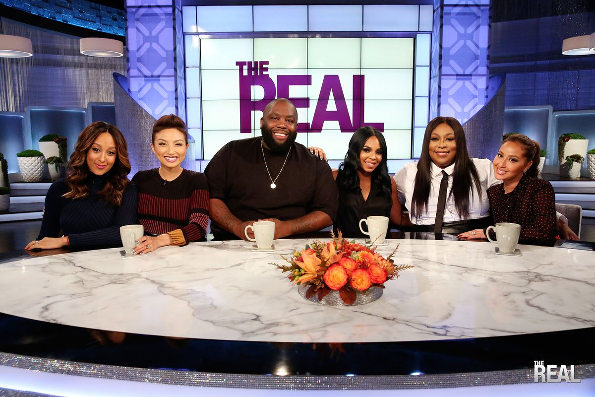 Killer Mike Discusses Donald Trump's Presidential Win on 'The Real' [Watch Now]
