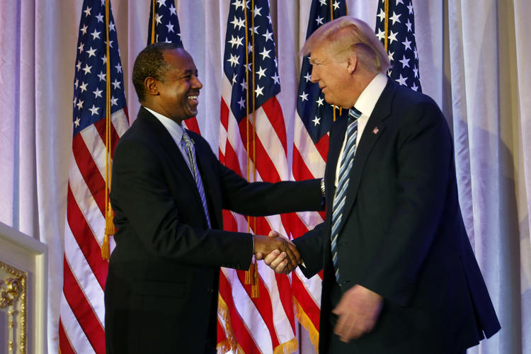 Ben Carson Declines Trump's Offer For Cabinent Position Due to Lack of Experience