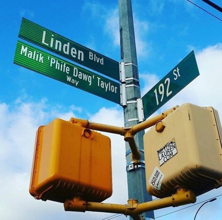 Queens Street Named After Phife Dawg