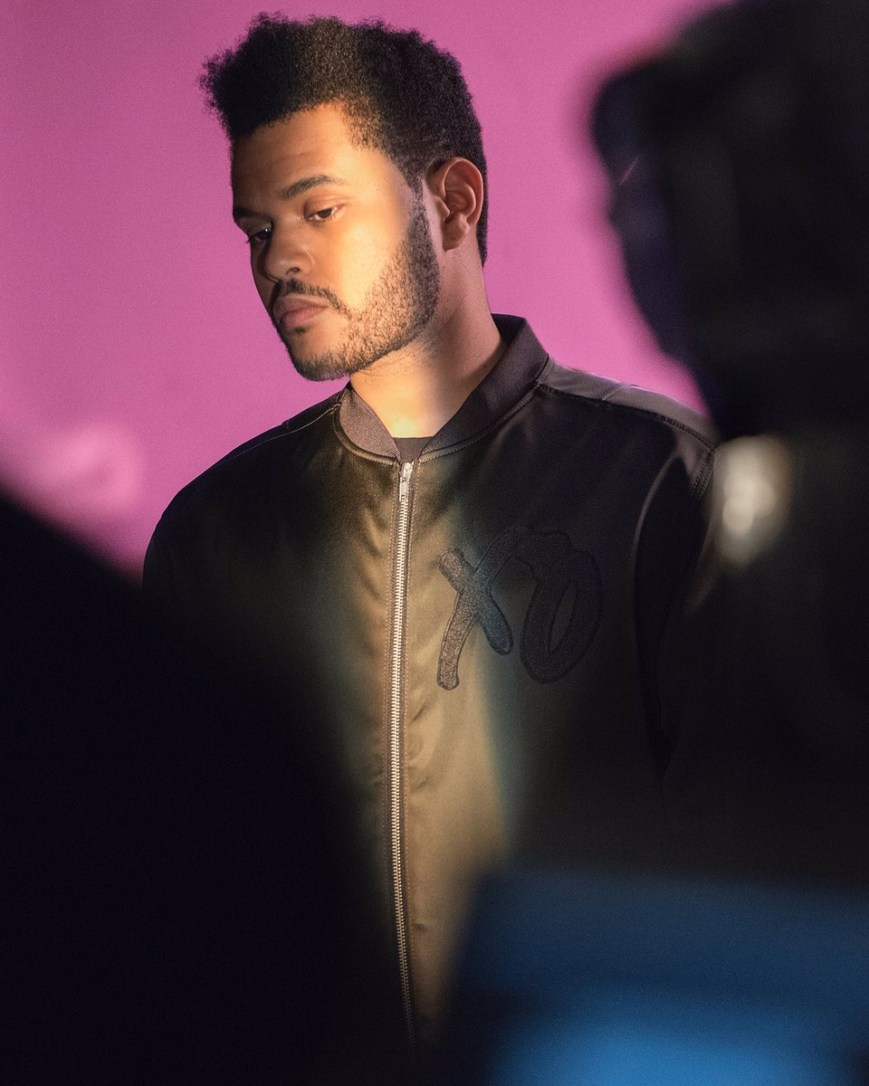 The Weeknd to Star In and Curate New Line for H&M's Spring Campaign