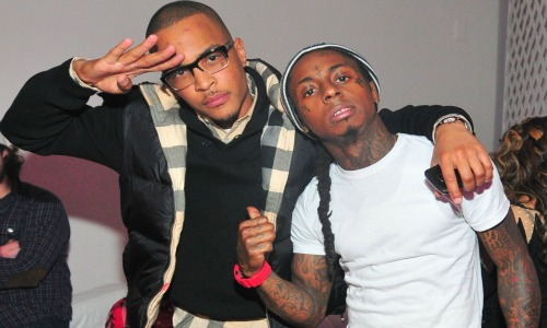 "T.I. to Lil Wayne:  ""U MUST STOP This Buffoonery & Coonin'"""